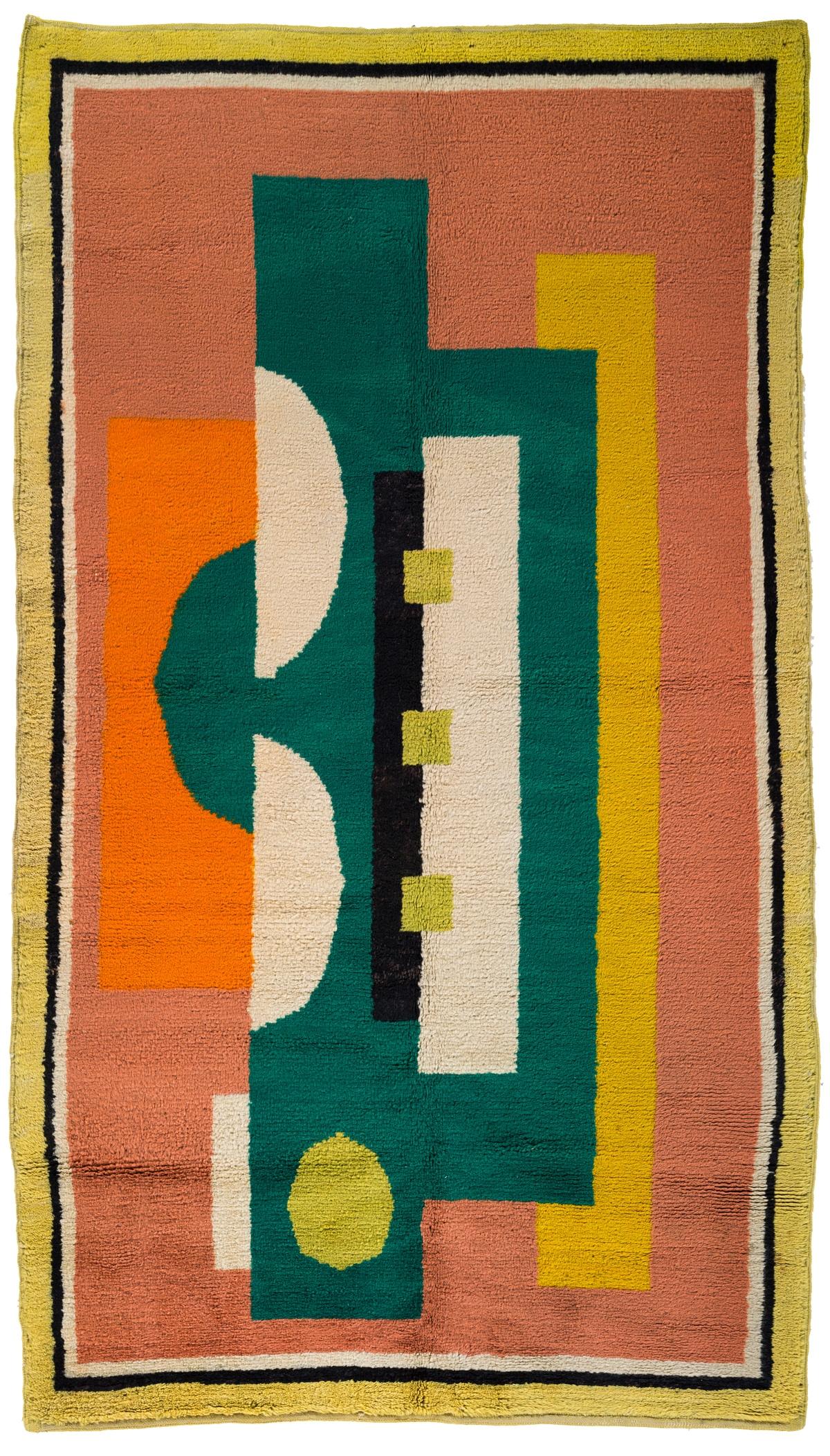 Antique carpets 9