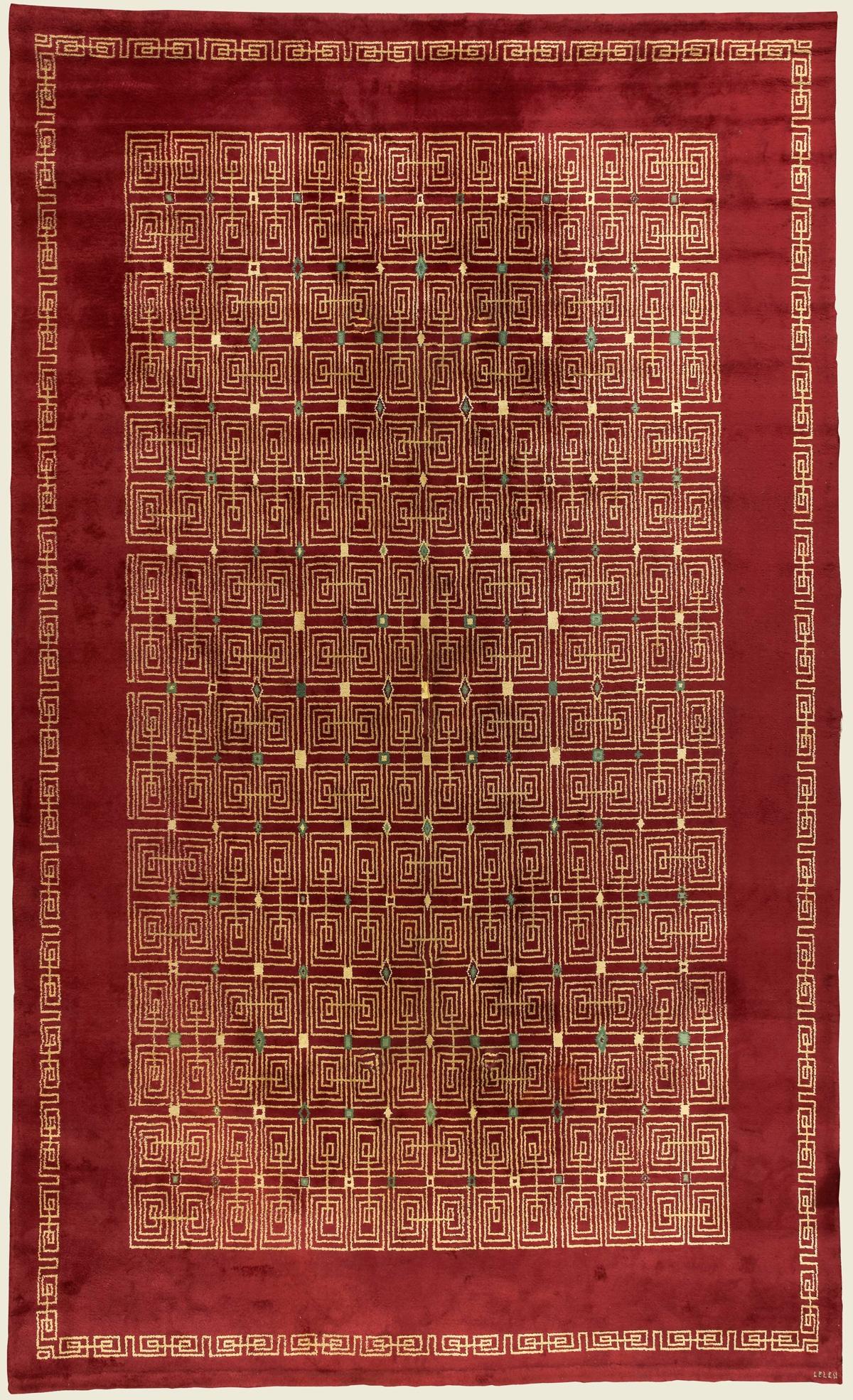 Antique carpets 6