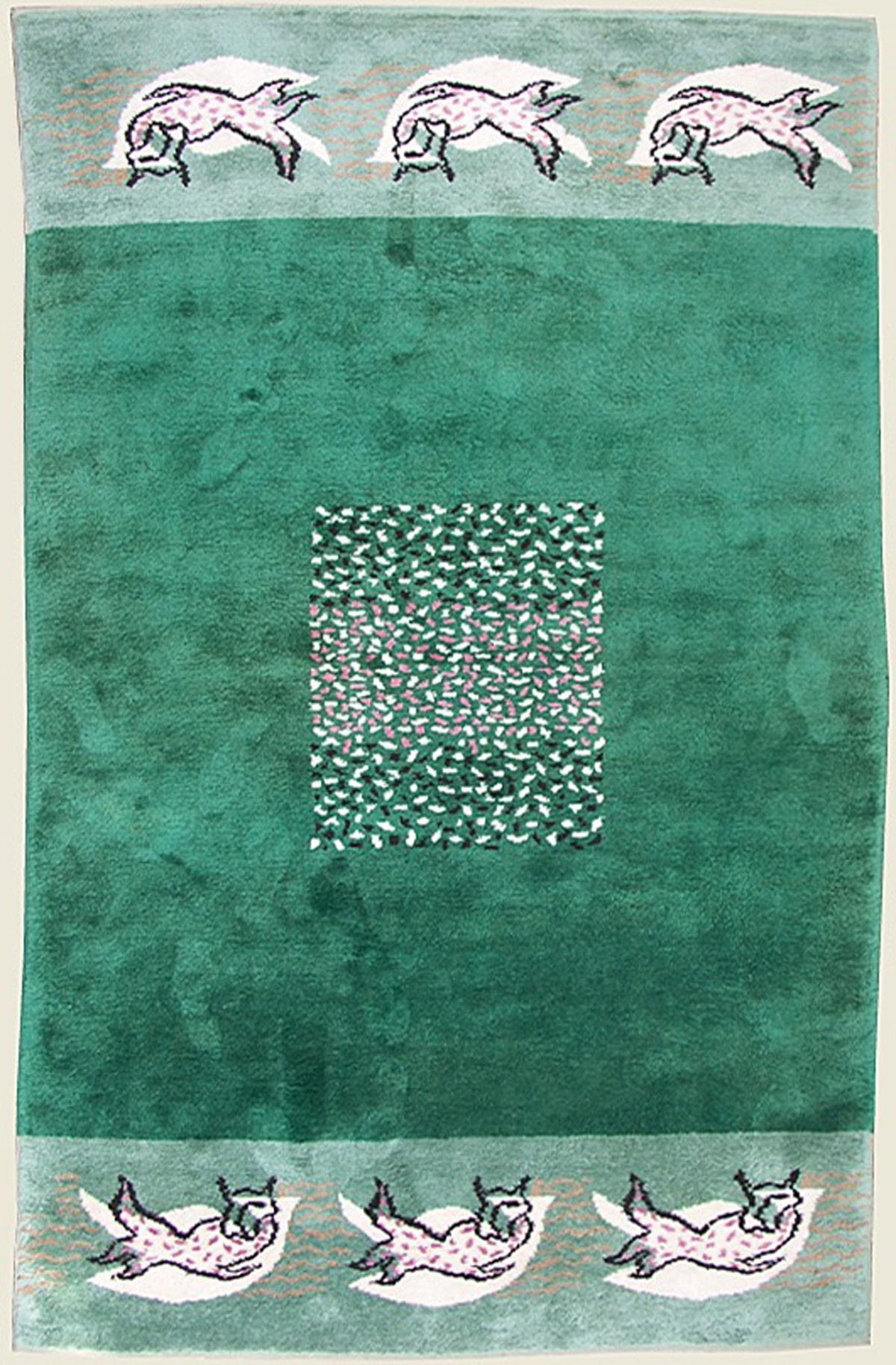 Antique carpets 11